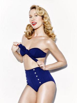 Anna Camp - Vanity Fair Photoshoot - 2015