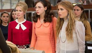 Anna Camp as Jane Hollander in Good Girls Revolt