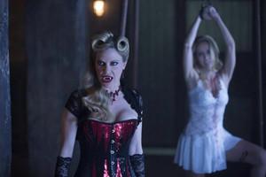 Anna Camp as Sarah Newlin in True Blood