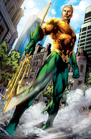Aquaman / Arthur món cà ri, cà ri