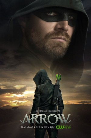 Arrow - Season 8 - Promo Poster