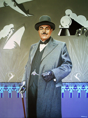 Art Deco Poirot