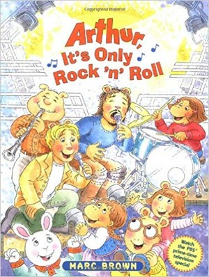 Arthur, It's Only Rock 'n' Roll (Book)