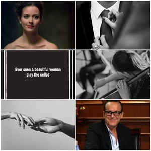 Audrey & Coulson