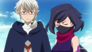 Ayame and KO-1