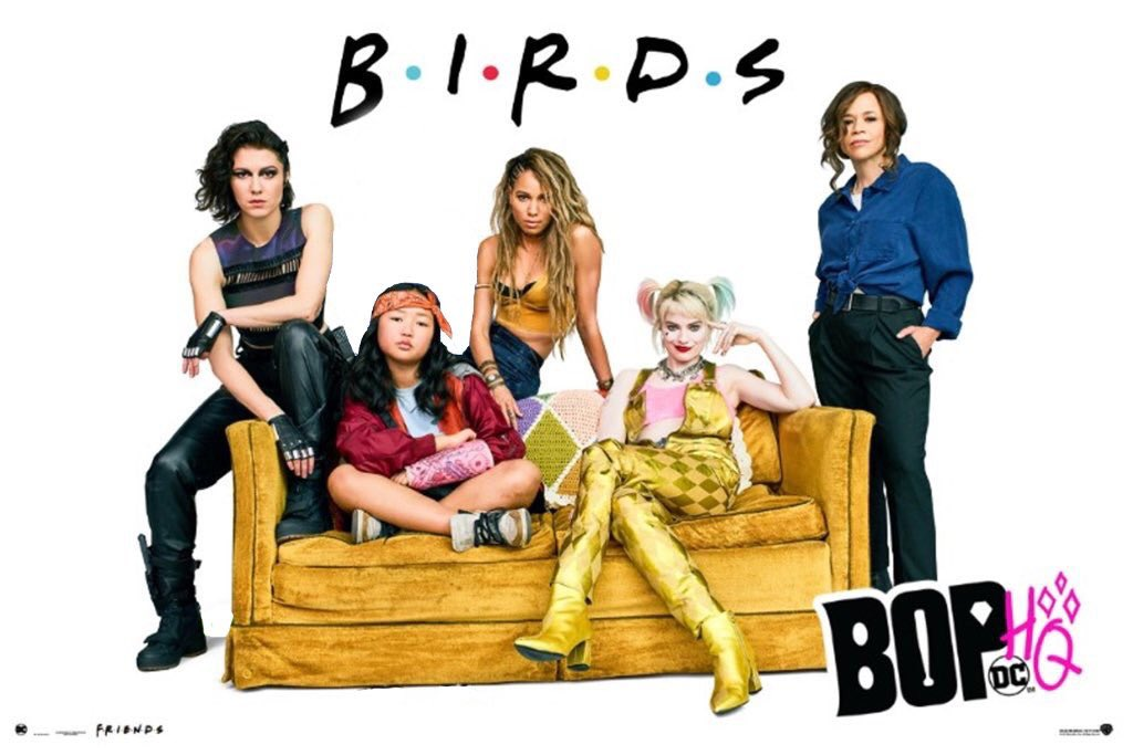 B.I.R.D.S Promotional Poster