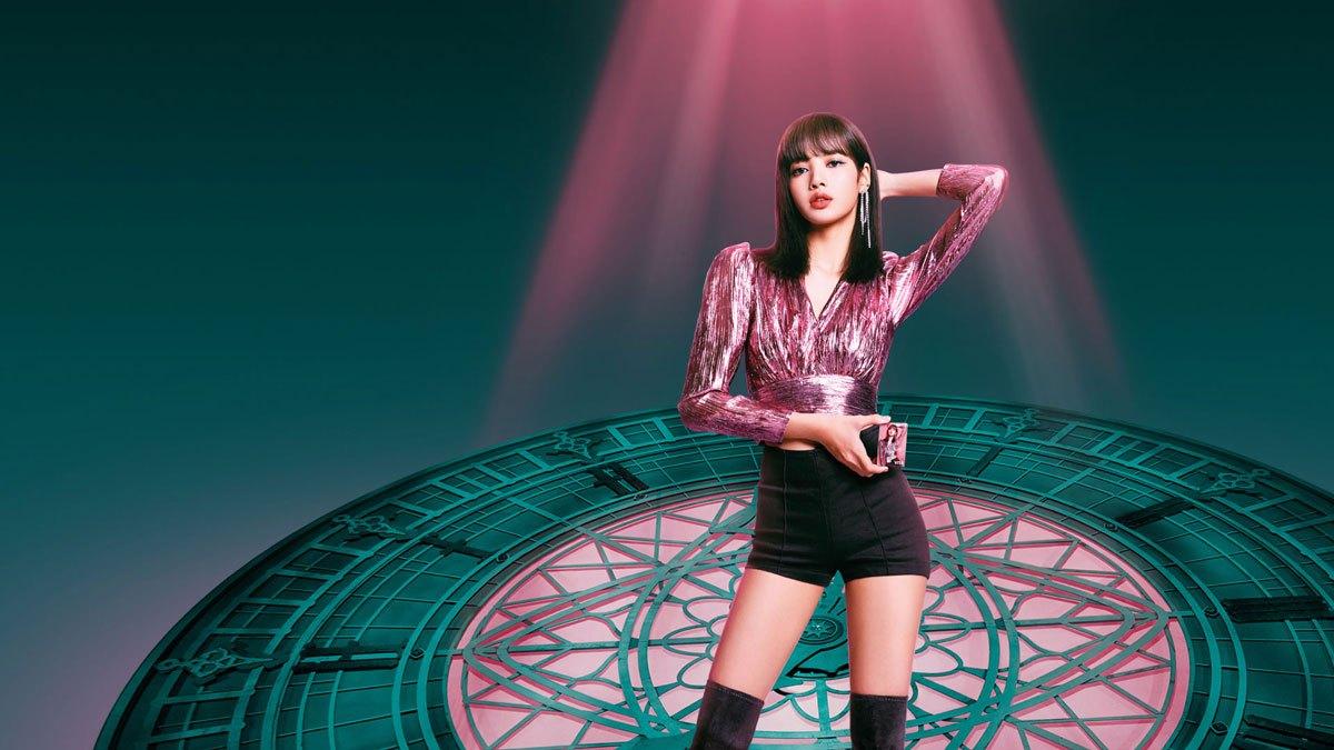 BLACKPINK Lisa for KBank Thailand Endorsement Commercial