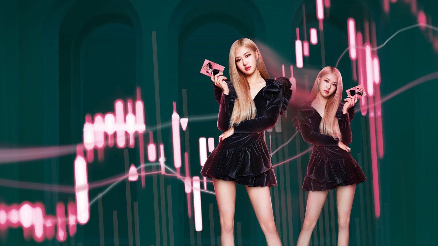 BLACKPINK Rose for KBank Thailand Endorsement Commercial