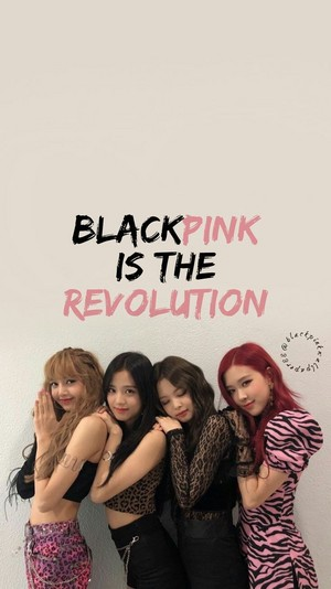 BLACKPINK lockscreen