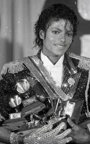 Backstage 1984 Grammy Awards