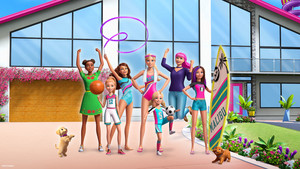 Barbie Dreamhouse Adventure Go Team Robert! on Netflix