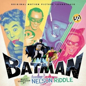 Batman Movie Soundtrack cover