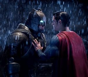 Batman v. Superman: Dawn of Justice - Batman and Superman