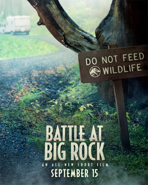 Battle at Big Rock (2019) Short Film Poster
