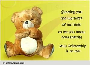 Bearry Big Hugs
