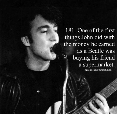 Beatles Fact