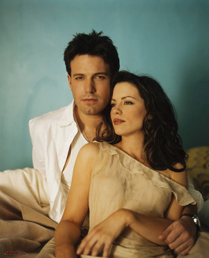 Ben Affleck and Kate Beckinsale - Premiere Photoshoot - 2001