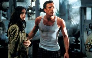 Ben Affleck as AJ Frost in Armageddon