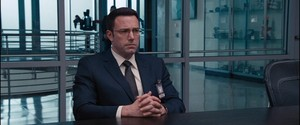 Ben Affleck as Christian Wolff in The Accountant