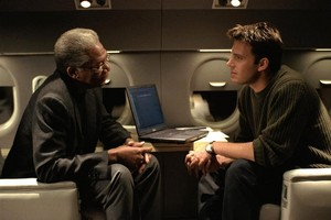 Ben Affleck as Jack Ryan in The Sum of All Fears