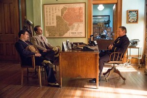 Ben Affleck as Joe Coughlin in Live oleh Night