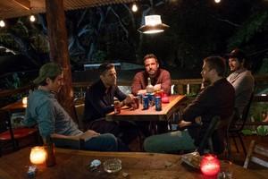 Ben Affleck as Tom 'Redfly' Davis in Triple Frontier