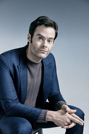 Bill Hader - Sharp Magazine Photoshoot - 2019