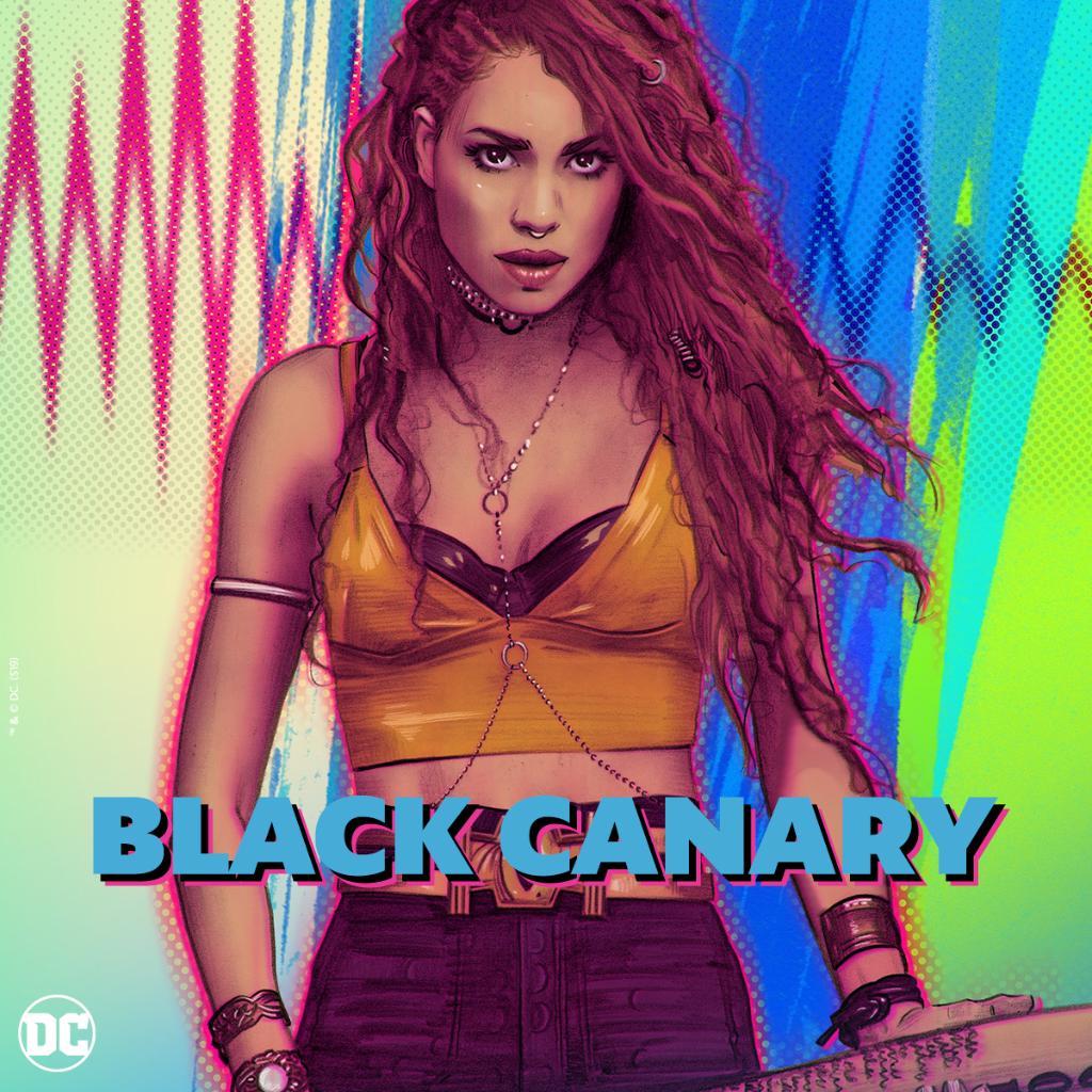 Birds of Prey @ NYCC 2019: Cosplay Meet Up Promos - Black Canary