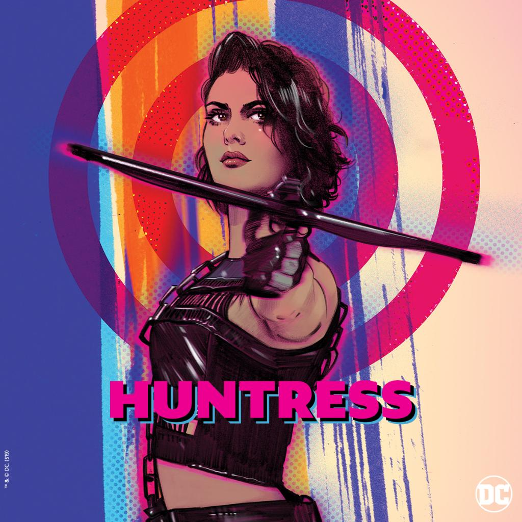 Birds of Prey @ NYCC 2019: Cosplay Meet Up Promos - Huntress