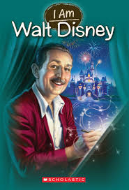 Book Pertaining To Walt Disney