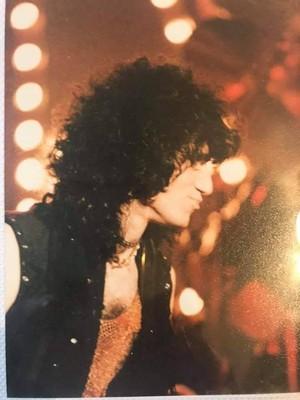 Bruce ~Munich, Germany...October 18, 1984 (Animalize World Tour)