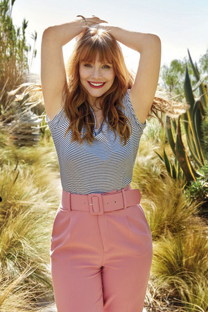 Bryce Dallas Howard - Good Housekeeping Photoshoot - 2018