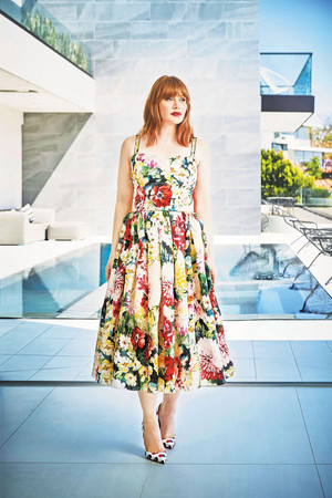 Bryce Dallas Howard - New York Post Photoshoot - 2019