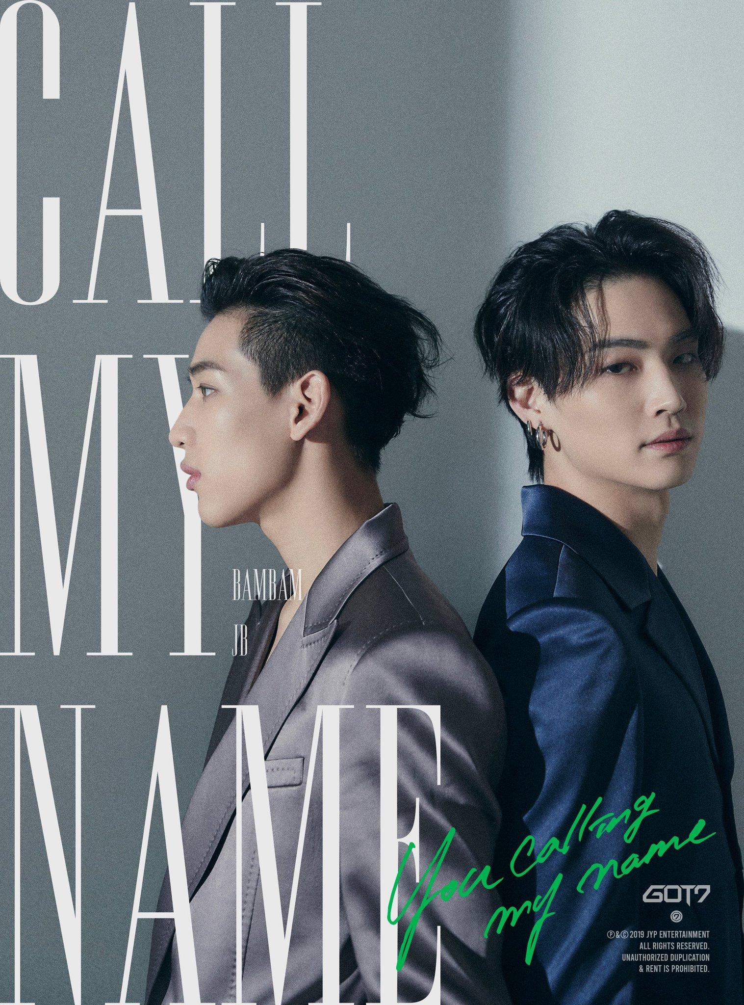 Call My Name - GOT7 Wallpaper (43068832