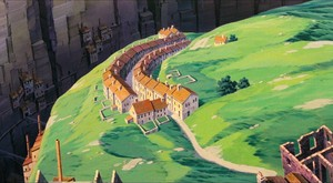 castelo in the Sky Scenery
