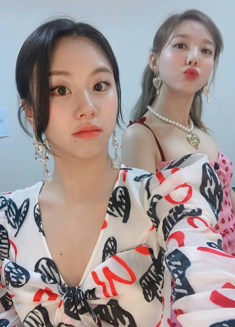 Chaeyoung and Nayeon