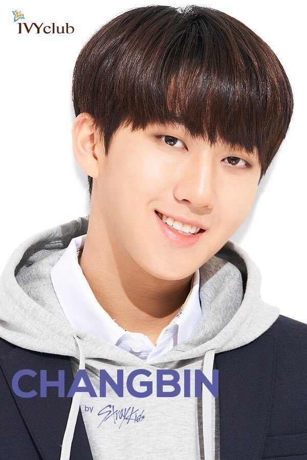 Changbin for Ivyclub