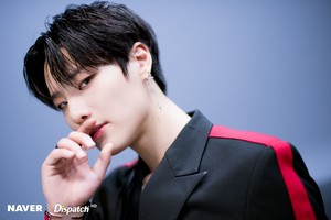 "Cho Seungyoun ""FLASH"" promotion photoshoot Von Naver x Dispatch"