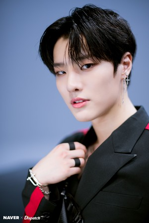 "Cho Seungyoun ""FLASH"" promotion photoshoot sejak Naver x Dispatch"