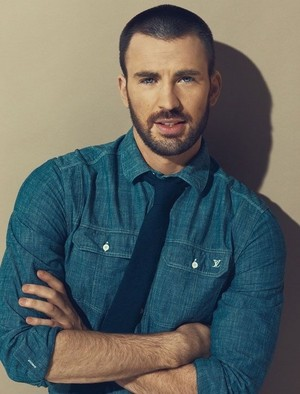 Chris Evans Details Magazine (May 2012)