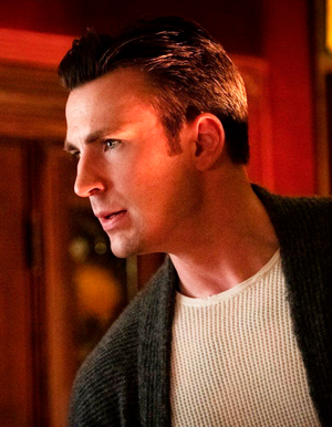 Chris Evans in Knives Out (2019) movie still