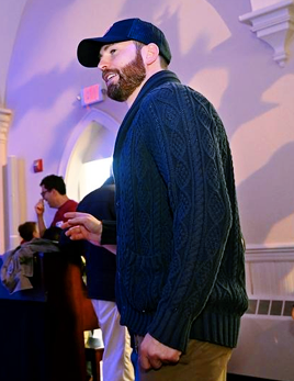 Chris Evans -opening celebration and dedication -new 집 of the Concord Youth Theatre 10-19-2019