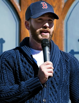 Chris Evans -opening celebration and dedication -new घर of the Concord Youth Theatre 10-19-2019