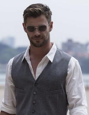Chris Hemsworth -Tourism Australia Campaign Preview, Sydney › October 30, 2019