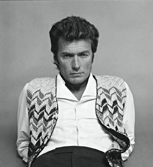 Clint Eastwood (1969) by Jack Robinson