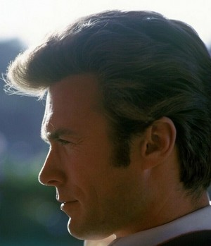 Clint Eastwood profile (1960s)
