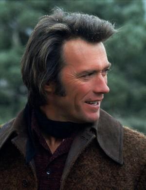 Clint on the Set of Joe Kidd