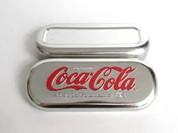 Coca Cola Eyeglass Case