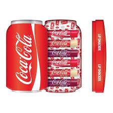 Coca Cola Lip Smacker Set