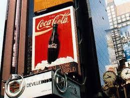 Coca Cola Times Square Billboard